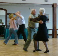 senior center dance