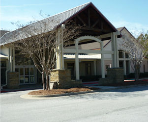 Cobb County GA Senior Center