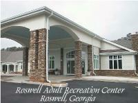 Roswell Georgia Adult Recreation Center