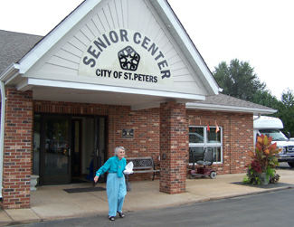 senior center Missouri