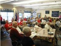 Arkansas senior citizens center